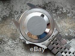 1985 Rolex Oyster GMT Master 16750 Pepsi Bezel Investment Watch