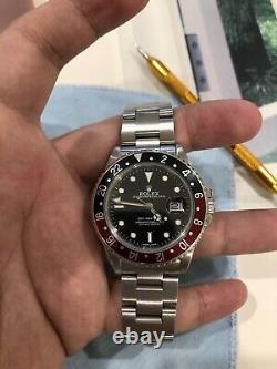 1986 ROLEX GMT Master 16760 Fatlady