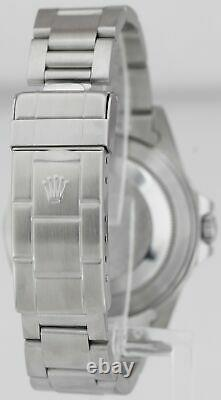 1995 Rolex Explorer II Polar White Stainless Automatic 40mm GMT 16570 Date Watch