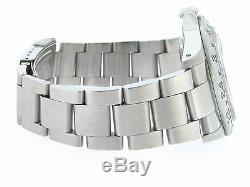 2000's Mens Rolex Stainless Steel Explorer II Watch 40mm SEL Oyster Black 16570