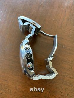 BREMONT GMT Chrono Steel Bracelet ALT1-ZULU withBox & papers $6,850 Retail! RARE