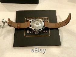 Bell & Ross Vintage BR 126 Sport Heritage GMT & Flyback #226 of 500