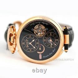 Bovet Amadeo Orbis Mundi Tourbillon Wristwatch AIOM505 Limited Rose Gold