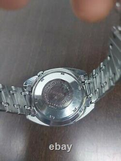 Boxed Vintage Seiko 6117 6400 GMT World Time August 1976 Serviced Worldtimer