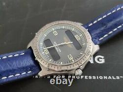 Breitling Aerospace Titanium Multifunction Quartz Gents 40mm F65062 need service
