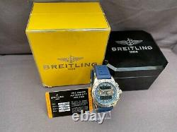 Breitling Airwolf A78363 Stainless Steel w Breitling Strap
