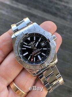 Breitling Avenger II GMT A3239011/BC35 2015