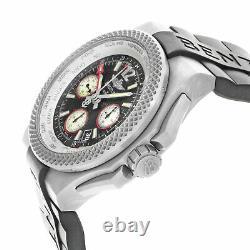 Breitling Bentley GMT Automatic Black Dial Mens Titanium EB043335/BD78-232S