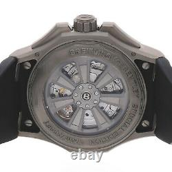 Breitling Bentley GMT Light Body B04 Titanium Auto 49mm Mens Watch EB043210/BD23