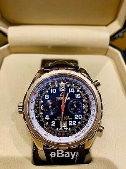 Breitling Chrono-Matic Limited Edition 18K Rose Gold Watch H2236012/B818. 44mm