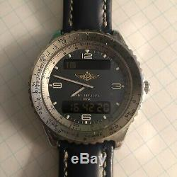 Breitling Chronospace A56011 Navitimer