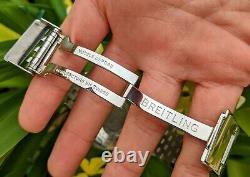 Breitling Navitimer World GMT 46mm A24322 Complete Set