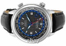 Bulova 63B159 Accutron GMT Sir Richard Branson Limited EditionTitanium Automatic