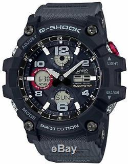 CASIO 2018 G-SHOCK MUDMASTER GWG-100-1A8JF Men's Watch New in Box