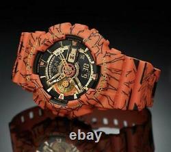 CASIO G-SHOCK x Dragon Ball Z GA-110JDB-1A4JR Wrist watch Japan limited rare