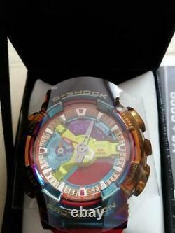CASIO Rainbow G-Shock Metal Covered GM-110RB-2AJF Men's Watch