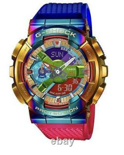 CASIO Rainbow G-Shock Metal Covered GM-110RB-2AJF Men's Watch NEW DHL From JP