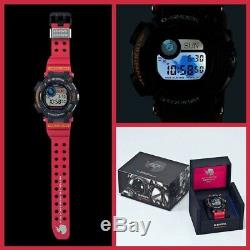CASIO Watch G-Shock frogman Antarctic research ROV GWF-D1000ARR-1JR Men
