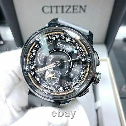 CITIZEN SATELLITE WAVE GPS F990 CC7005-16G Men's Watch New in Box