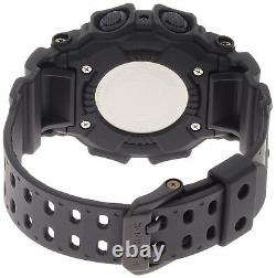 Casio G-SHOCK GXW-56BB-1JF Tough Solar Radio Watch ALL BLACK LIMITED GXW-56BB-1