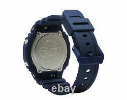 Casio G-Shock GA2110ET A/D Digital Carbon Resin Navy/Grey Watch GA2110ET-2A