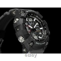 Casio G-Shock GWG-100-1A8JF MUDMASTER Atomic Radio Solar Men's Watch GWG-100-1A8