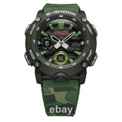 Casio G-shock X Gorillaz Analog-digital Camo Men Watch Ga-2000gz-3a