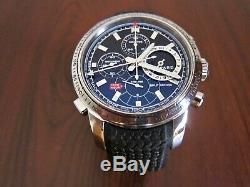 Chopard Mille Miglia Split Second Limited Edition Chronograph Watch! Mint