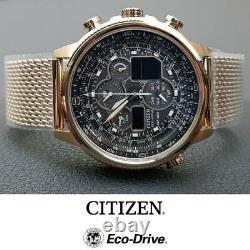 Citizen JY8033-51E Eco-Drive Navihawk A-T Radio Controlled 48mm Men's Watch