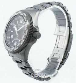 Citizen Promaster BJ7107-83E World Time Eco-Drive 200M Men's Watch
