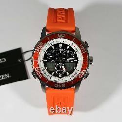 Citizen Promaster Marine Sailhawk Eco-Drive Men's Watch JR4061-18E