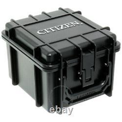 Citizen Promaster Navihawk A-T Eco Drive Black Dial Men's Watch JY8035-04E NEW