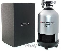 Citizen Promaster Stainless Steel Eco-Drive GMT Watch BJ7100-82E