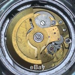 ENICAR Sherpa GUIDE World Time GMT Super Compressor Case Fading Bezel Big Case