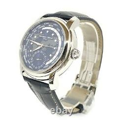 Frederique Constant Worldtimer Automatic, FC-718NWM4H6, MSRP $4,195