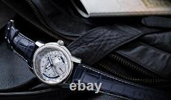 Frederique Constant Worldtimer Automatic MSRP $4,195