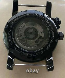 GLYCINE AIRMAN GMT GL0069 Automatic Watch 42mm. HARD TO FIND! FLAWLESS