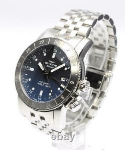 GLYCINE Airman GL0064 World time Automatic Men's Watch 546216