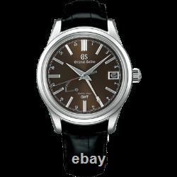 GRAND SEIKO SBGE227 Spring Drive GMT Unused! With 3-year Guarantee Men's Watch
