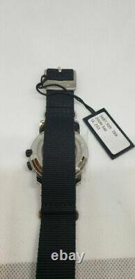 Glycine Airman Base 22 Bi-Color Ref. 3887.309. TB6 GMT 3 Time Zone Watch