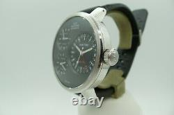 Glycine Airman Gmt 3829 World Time 3 Time Zone 53mm Swiss Automatic