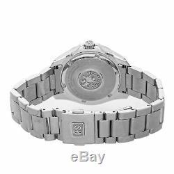 Grand Seiko Caliber 9F GMT Steel Quartz 39mm Mens Watch Bracelet SBGN003