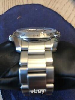 Grand Seiko Caliber 9F GMT Steel Quartz Watch, 39mm, Model SBGN003