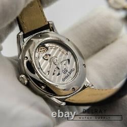 Grand Seiko Elegance Blue Snowflake SBGA407 2020 Watch