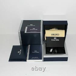 Grand Seiko Elegance Collection Hi-Beat 36'000 GMT Steel Auto Mens SBGJ217