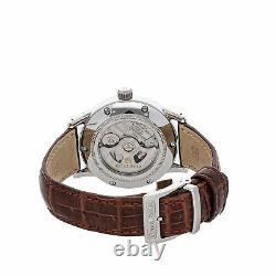 Grand Seiko GMT Auto Steel Mens Strap Watch Date SBGM021