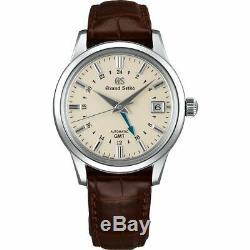 Grand Seiko SBGM221 Mechanical Automatic Watch GMT NEW