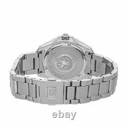 Grand Seiko Sport Collection 9F Steel Quartz 39mm Bracelet Mens Watch SBGN005