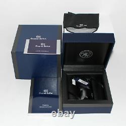 Grand Seiko Sport Collection Caliber 9F GMT Steel Quartz 39mm Mens Watch SBGN005