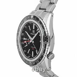 Grand Seiko Spring Drive GMT Steel Auto 44mm Men's Watch Bracelet SBGE201